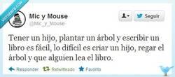 Enlace a Lo que debes hacer en esta vida por @Mic_y_Mouse