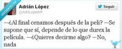 Enlace a No es una indirecta por @AdriLopezW