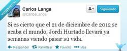 Enlace a El paso de su vida por @CarlosLanga