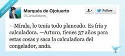 Enlace a Venga, Arturo... por @cansaliebres_