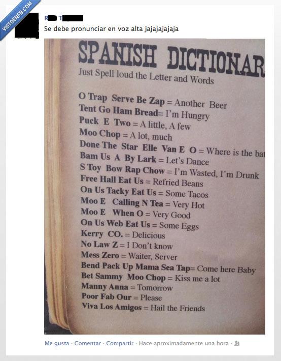 castellano,escribir,español,ingles,literal,pronunciar