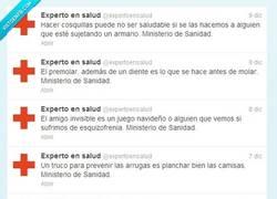 Enlace a Sabios consejos de un experto por @expertoensalud