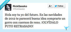 Enlace a Haz caso a tu Yo del futuro por @rickgassko