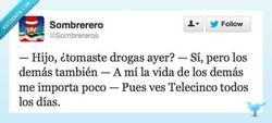 Enlace a Vaya ejemplo dan las madres por @Sombrereros
