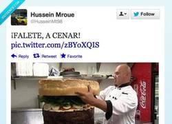 Enlace a A cenar se dijo por @HusseinMt98