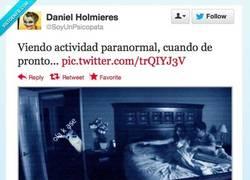 Enlace a Paranormal llamactivity por @soyunpsicopata