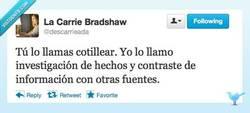 Enlace a Cotillear es una palabra muy fea por @descarrieada
