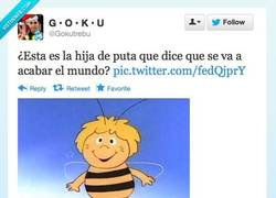 Enlace a La abeja apocalíptica por @gokutrebu
