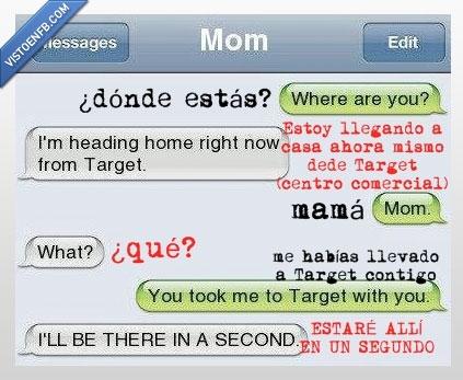 descuido,hija,madre,olvido,target,whatsapp