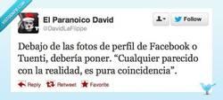 Enlace a Mentiras y más mentiras por @davidleplippe