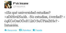 Enlace a Tus estudios, según tus palabras por @FelipoAKA