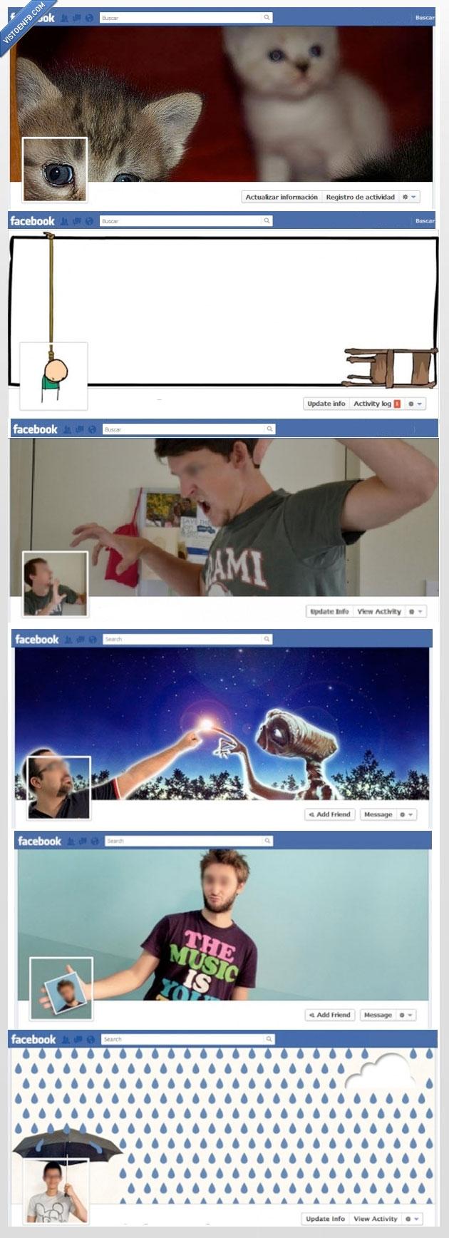 asustar,ET,facebook,foto,gato,lluvia,portadas