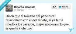 Enlace a Definitivamente, no me gustan los payasos por @Ricarbeo