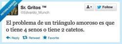 Enlace a Triángulo amoroso por @Edvardo_Munch