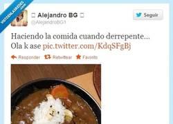 Enlace a ¿Ase la komida k ase? por @alejandrobg1
