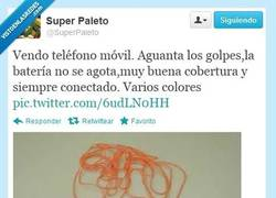 Enlace a Vendo móvil por @SuperPaleto