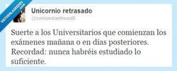 Enlace a Suerte, universitarios por @comoestaelmund0