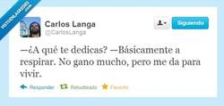 Enlace a Es un talento innato por @CarlosLanga