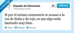 Enlace a Así son las cosas en España por @espadadamocles