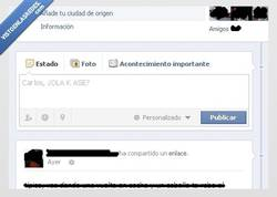 Enlace a Facebook intenta modernizarse