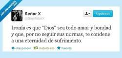 Enlace a Como nos ama Dios por @SoymisterX