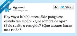 Enlace a Biblioteca Time por @blueagumon