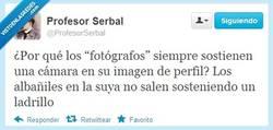 Enlace a Es que os gusta mucho vacilar por @ProfesorSerbal