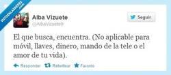 Enlace a Habría que modificar el refranero por @albavizuete9