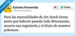Enlace a Hola Artemaníacos de puentes y caminos por @anonimoenfermo