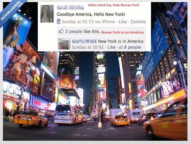 america,geografía,nueva york,tonta