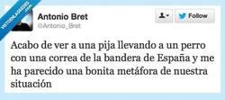 Enlace a Una muy buena metáfora inesperada por @antonio_bret