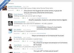 Enlace a La mejor conversacion de la historia de Youtube