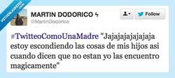 Enlace a Twitteando como una madre parte 1 por @MartinDodorico