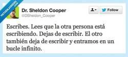 Enlace a Ah, espera, espera... *muere* por @dSheldon_cooper