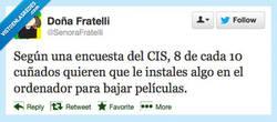Enlace a Para sintonizarte el TDT también por @senorafratelli