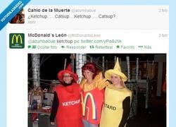 Enlace a La publicidad de @McDonaldsleon llega a Twitter