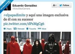 Enlace a La ceremonia de sucesión por @EduGlezCamara