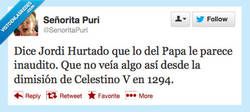 Enlace a Jordi Hurtado está consternado por @senoritapepis