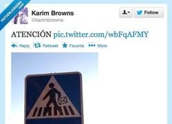 Enlace a Atención, Bárcenas puede andar cerca... por @karimbrowns
