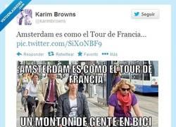 Enlace a Amsterdam, peligros everywhere por @karimbrowns