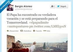 Enlace a La verdadera razón de la renuncia del Papa por @donsergioalonso