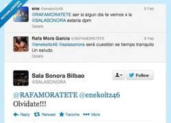 Enlace a @Rafamoratete... ¡en @salasonora no te quieren!