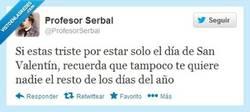 Enlace a No pienses en eso por @profesorserbal