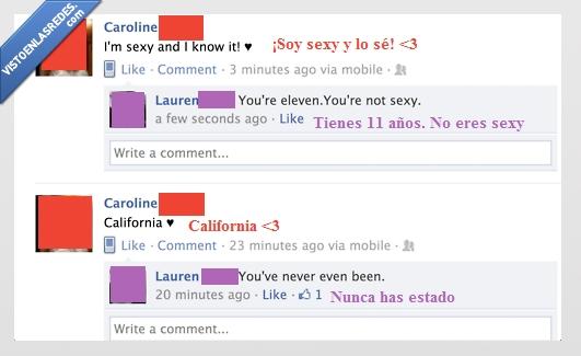 11,amiga,california,eleven,enemiga,estado,hermana,mentira,once