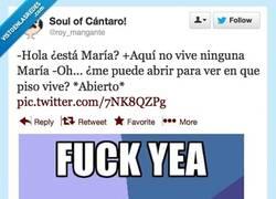Enlace a ¿Está María? por @roy_mangante