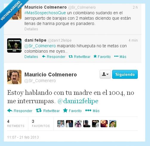 bocas,colombiano,dios,Mauricio colmenero,twitter