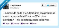 Enlace a Los dentistas nos recomiendan por @casigenio