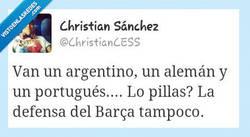Enlace a En el Bernabeu les hace mucha gracia este chiste por @christianCESS