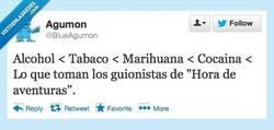 Enlace a Capacidad enajenante de las drogas por @blueagumon