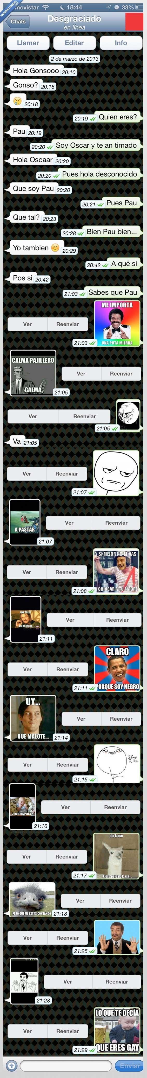 conversacion,larga,meme,móvil,pau,whatsapp